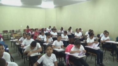 Em Presidente Figueiredo, no AM, escola municipal é transformada em Militar - Município conta com duas escolas militares para 2017