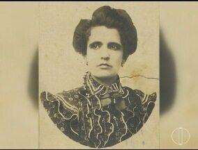 Conheça a história de Dona Tiburtina, exemplo da força da mulher - Personagem marcou presença em vários acontecimentos políticos do século 20.