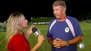 Boavista se prepara para enfrentar o Sport pela Copa do Brasil - Assista a seguir.