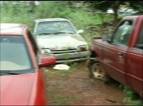 Veículos apreendidos são leiloados em Araguaína - Veículos apreendidos são leiloados em Araguaína