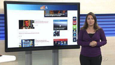 Confira as principais notícias do G1 Alagoas desta terça-feira - A repórter Carolina Sanches traz as principais notícias do portal.