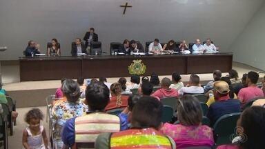 Audiência pública discute situação das feiras de Manaus - Problemas de infraestrutura foram debatidos.