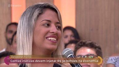 Contas inativas do FGTS devem injetar R$ 30 bilhões na economia - Gustavo Cerbasi dá dicas sobre o que fazer com o resgate do fundo de garantia, liberado pelo governo