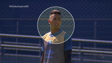 Grêmio enfrenta o Veranópolis com um time cheio de estrangeiros - Sete jogadores de fora do Brasil fazem parte do elenco Tricolor.
