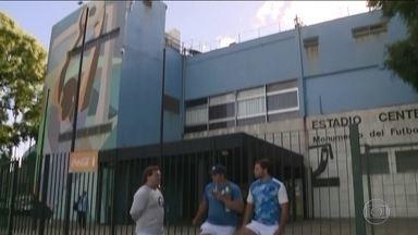 Centenário de Montevidéu está pronto para receber clássico entre Uruguai e Brasil - Muslera e Suárez são os desfalques da Celeste.