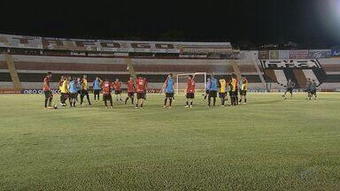 Botafogo-SP enfrenta o São Paulo pela Série A1 do Campeonato Paulista - Duelo acontece nesta quarta-feira (22) no Estádio Santa Cruz.