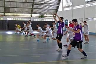 Mogi Futsal recebe reforços para competir Liga Paulista - Reforços devem ajudar elenco que está acostumado com o estilo do técnico Willer Fernandes.