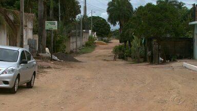 Falta de pavimentação preocupa moradores do bairro Antares - Problema tem incomodado a comunidade local.