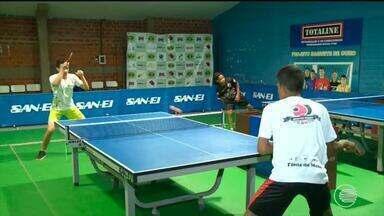 Jovens se destacam no Campeonato Piauiense de Tênis de Mesa - Jovens se destacam no Campeonato Piauiense de Tênis de Mesa
