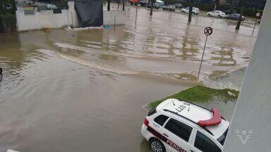 IML de Santos receberá serviços de desinfecção após alagamento - Atendimento ao público está sendo feito de forma parcial