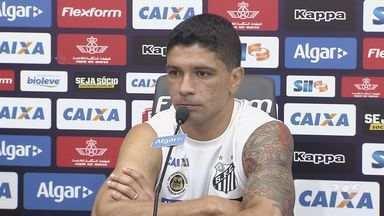 """Santos """"esquece"""" clássico por volta por cima no Campeonato Paulista - Peixe tenta classificação no Paulistão."""