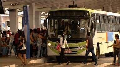 Usuários reclamam da qualidade do transporte coletivo em Goiânia - Está em tramitação proposta de aumento da passagem para R$ 4.