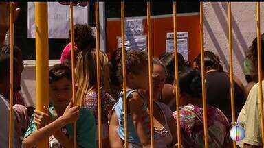 Vacinação contra febre amarela tem problemas e confusão em Cabo Frio, no RJ - Vacinação foi suspensa no posto do Porto do Carro nesta terça (21).