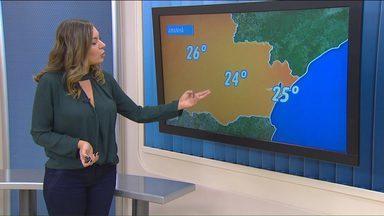 Ainda deve chover nesta quarta-feira, em Curitiba - Mesmo com previsão de pancadas deve fazer sol.