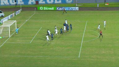 Confira os gols de Londrina 2 x 2 Paraná Clube pela nona rodada do Paranaense - Confira os gols de Londrina 2 x 2 Paraná Clube pela nona rodada do Paranaense