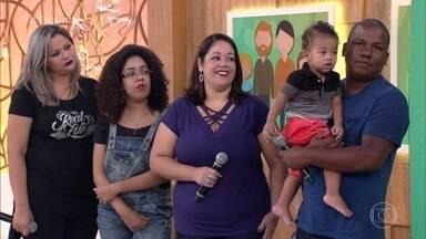 Conheça a história do Bruno e sua família - Gisele é babá do filho do ex-marido, Bruno