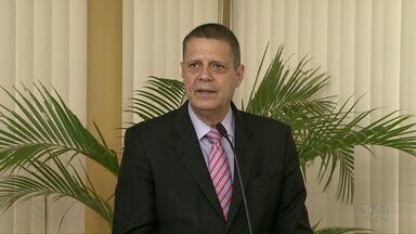 Luiz Fernando Vianna toma posse como diretor-geral brasileiro de Itaipu - Na segunda-feira, ele participa da solenidade oficial de transmissão de cargo, de Jorge Samek para Vianna, em Curitiba.
