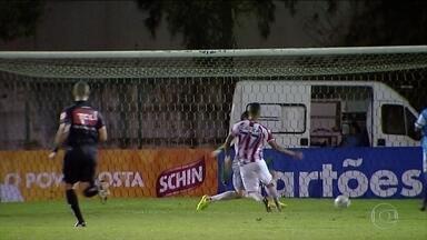 Náutico goleia Uniclinic por 9 a 0 pela Copa do Nordeste - Ao final da sexta rodada da competição, a equipe do Ceará não tem nenhuma vitória e tem 24 gols sofridos.