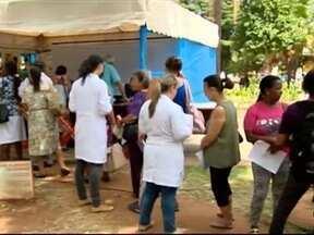 Serviços voltados à saúde são oferecidos na Praça Nove de Julho - Atendimento será realizado nesta quinta-feira (23), em Pres. Prudente.