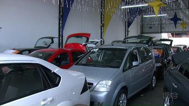 Financiamentos de veículos voltam a aquecer o mercado de automóveis - Em Maringá o aumento foi de 1,5% de aumento em fevereiro deste ano em relação ao mesmo período do ano passado.