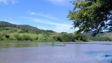 Bombeiro dá dicas para evitar afogamentos em rios - Em 2017, o Rio Paraíba do Sul já registrou duas mortes por afogamento.
