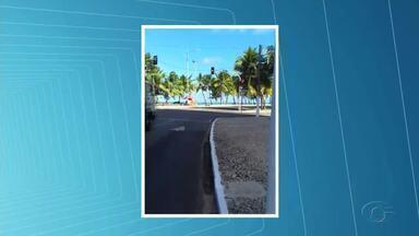 Entenda como funciona o sinal amarelo de semáforos simples - SMTT esclarece sobre o tempo dos sinais e o comportamento de quem dirige em Maceió.