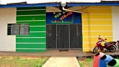 Defensoria questiona critérios para vagas em creches de Cuiabá - Defensoria Pública questiona critérios de distribuição de vagas em creches de Cuiabá.