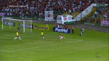 Após empate, Inter vence Ypiranga nos pênaltis e é bi da Recopa Gaúcha - Danilo Fernandes defendeu duas cobranças e ajudou o Colorado a ser campeão.