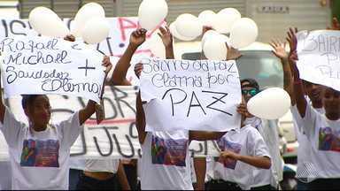 Manhã de quinta (23) é marcada por protestos na avenida Paralela - Veja no Giro de notícias.