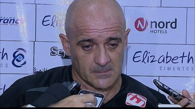 JPB2JP: Técnico do Botafogo faz desabafo emocionado - Bloco 2 do JPB2 desta quinta-feira.