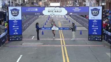 Meia maratona de Nova Iorque - 19 de maço de 2017 - Compacto