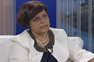 Advogada dá orientações sobre contratos imobilidários - Sandra Monteiro é especialista em direito imobiliário.