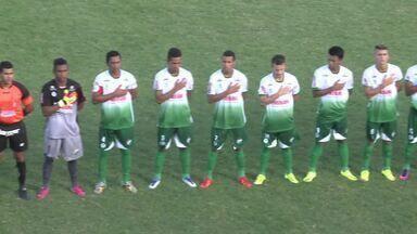 ASA vence o Coruripe por 1 a 0 - Partida foi realizada no Estádio Gerson Amaral.
