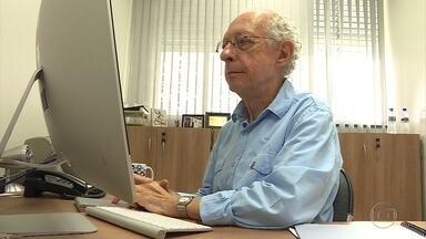 Professor Nívio Ziviani vence Prêmio Bom Exemplo 2017 na categoria Inovação - Ziviani é engenheiro mecânico e professor emérito da Universidade Federal de Minas Gerais.