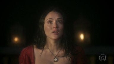 Novo Mundo - Capítulo de segunda-feira, 27/03/2017, na íntegra - Joaquim salva Leopoldina e pede Anna em casamento.