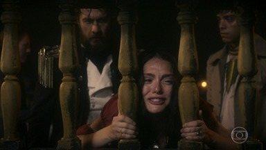 Novo Mundo - Capítulo de terça-feira, 28/03/2017, na íntegra - Thomas anuncia oficialmente a morte de Joaquim e Anna se desespera