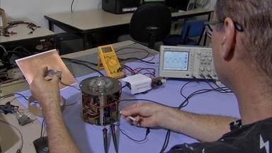 Sensor de raios - Sensor de raios