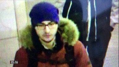 Jovem de 22 anos é suspeito de atentado em metrô na Rússia - Akbarzon Jalilov tem nacionalidade russa, mas nasceu Quirguistão. Ele apontado como suspeito do ataque que deixou 14 mortos no metrô de São Petersburgo.