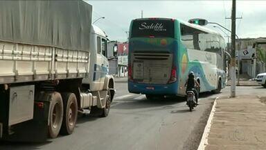 Falta de sinalização dificulta tráfego em Gurupi - Falta de sinalização dificulta tráfego em Gurupi