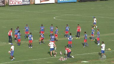 Bahia: apesar de estar classificado, jogo contra o Atlântico pode trazer vantagens - Confira as notícias do tricolor baiano.