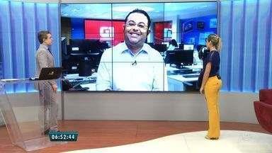 Veja os destaques do G1 do Bom Dia Ceará desta quarta-feira (5) - Saiba mais em g1.com.br/ce.