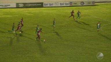 Flu de Feira é o único representante da região que segue no Campeonato Baiano - Confira as notícias do time do interior baiano.