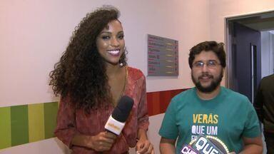 """Moisés comemora prêmio do """"Quem Chega Lá"""" - Cearense foi o grande ganhador da temporada de 2017"""