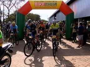 Ciclistas participam da primeira etapa da Copa ABD - Competição, que está na 16ª edição, aconteceu em Pres. Prudente.