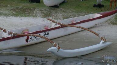 Canal do Itajuru recebe Campeonato Regional de Canoas Havaianas - Evento aconteceu em Cabo Frio, RJ, neste domingo (9).