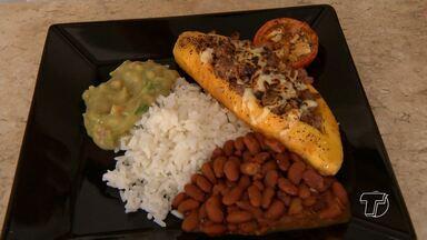 Chefes de cozinha se unem para realizar almoço solidário no Asilo São Vicente de Paulo - Idosos da instituição receberam neste domingo (09) a visita de chefs de cozinha que prepararam um almoço especial.