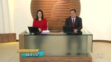 Confira os destaques do Bom Dia Tocantins desta segunda-feira (10) - Confira os destaques do Bom Dia Tocantins desta segunda-feira (10)