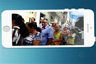 Moradores de Biritiba enfrentam filas para pagar IPTU nos Correios - Moradores dizem que o imposto só pode ser pago nos Correios e, por isso, agência ficou com filas.