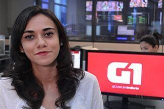 Confira os destaques do G1 desta segunda-feira (11) - Portal traz notícia importante para os concurseiros do Alto Tietê. Confira no g1.globo.com/tvdiario.