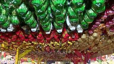 Aumenta a venda de produtos para o almoço de Páscoa em Cachoeiro de Itapemirim, ES - Preço do bacalhau caiu.